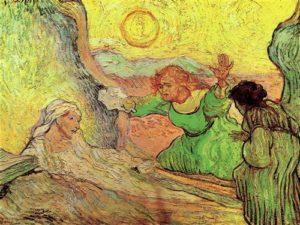 Van Gogh Museum, WikiArt