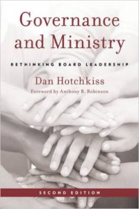 Governance and Ministry (book)