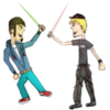 lightsaber_fight_by_deadsuperhero