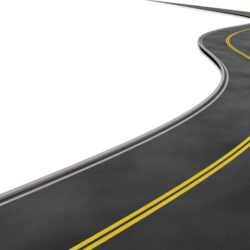 Vision uncertain, Curved road ahead