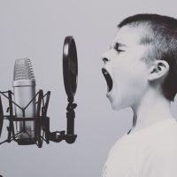 microphone boy
