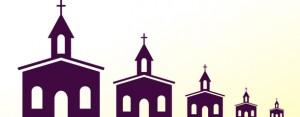 Shrinking churches